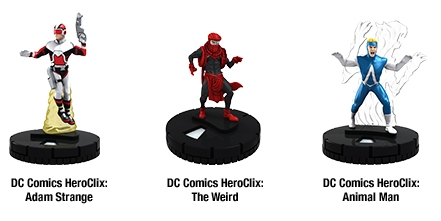 2015 Convention Exclusives (HeroClix)