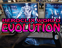 HeroClix World Evolution