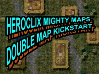 Mighty Maps Kickstarter