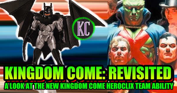 Kingdom Come Revisited HeroClix