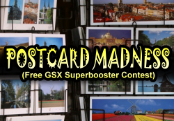 HeroClix World Postcard Madness GsX Giveaway