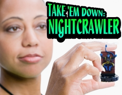 HeroClix Take Em Down Nightcrawler