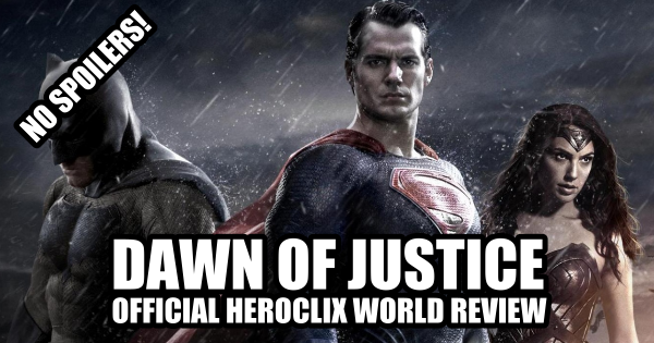 Review: Dawn of Justice