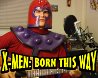 X-Men Born This Way