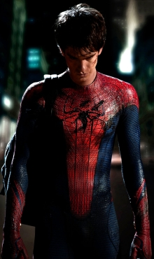 Amazing Spider-Man Andrew Garfield