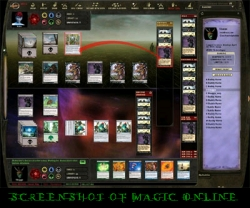 Magic Gathering Online