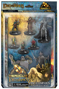 Lord of the Rings HeroClix Starter Set