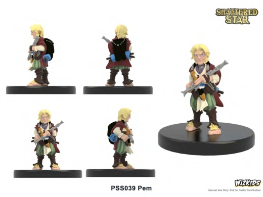 Pathfinder Shattered Star figures