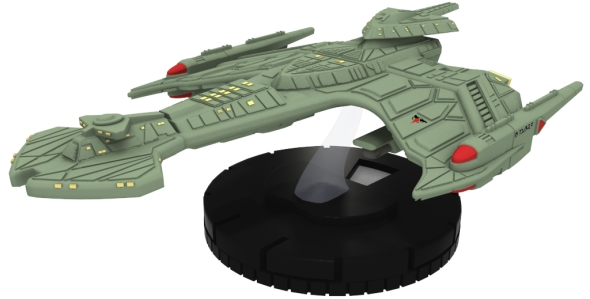 Star Trek Tactics HeroClix Klingon Ship
