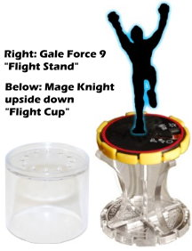 HeroClix Flight Stand Cup