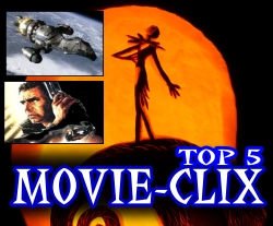 Top 5 Movie Clix (HeroClix)