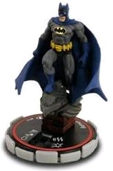 HeroClix Batman Stealth Willpower