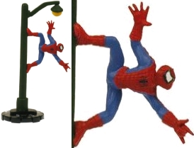 Worst HeroClix Sculpts Spiderman