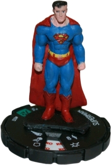 Worst HeroClix Sculpts Superman