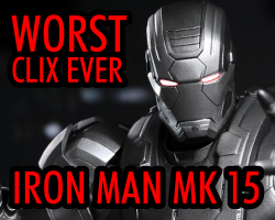 Worst Clix Ever - Iron Man Mk 15