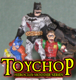 HeroClix World Toychop Interview