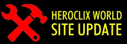 HeroClix World Site update
