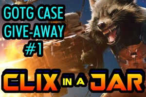 HeroClix Clix in a Jar - Guardians of the Galaxy Case Giveaway
