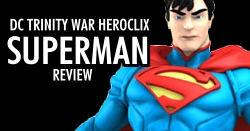 Trinity War Superman Review