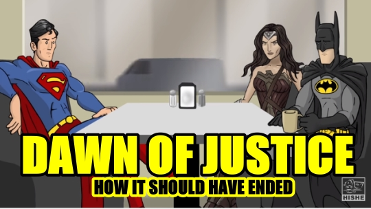 HeroClix Dawn of Justice: How It Should HAve Ended